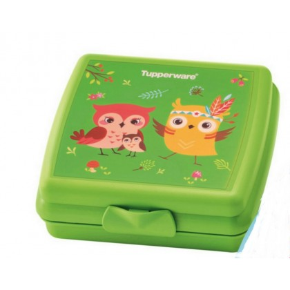 Tupperware Owl-Some Sandwich Keeper (1)