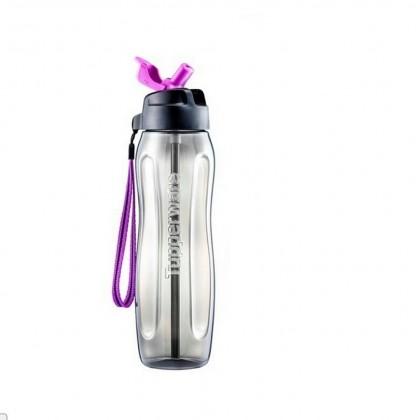 Tupperware Slim Eco Bottle with Straw (1pc) 750ml