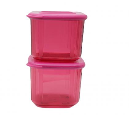 Tupperware Small Clearmates (2) 205 ml