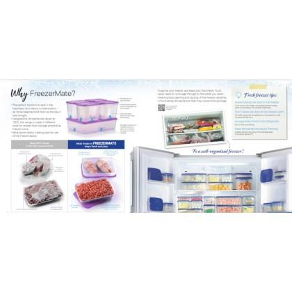 Tupperware FreezerMate Medium I (4) 550ml