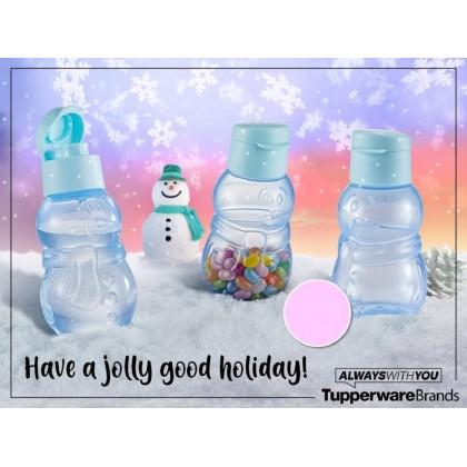 Tupperware Snowman Eco Bottle (1) 350ml