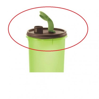 Tupperware Seal and Cap for High Handolier Tumbler 1.5L (1)