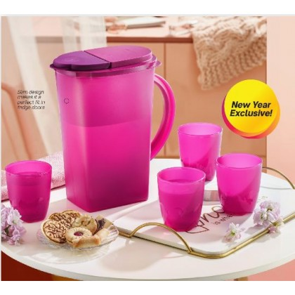 Tupperware Camellia Collection Serveware Set