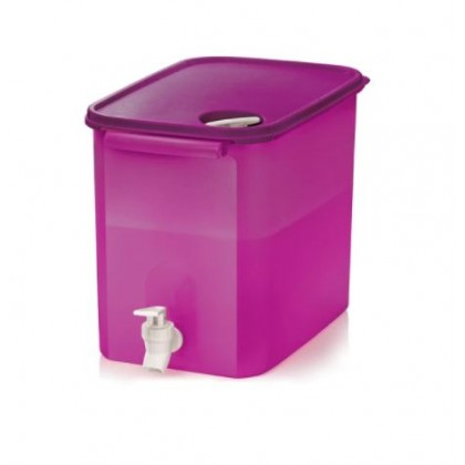 Tupperware Rectangular Water Dispenser (1) 8.7L