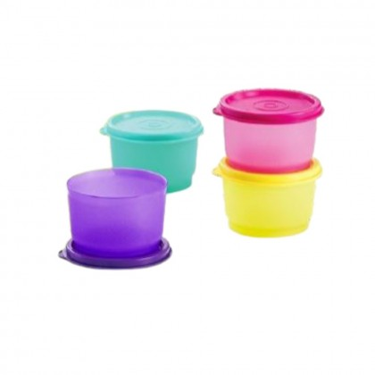 Tupperware Snack Cups (4) 110ml