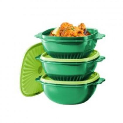 Tupperware Servelier Bowl (3pcs) 1.5L
