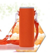 Pouch for 500ml Bottle (1) - Orange