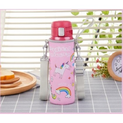 Pouch for 500ml Bottle (1)-with hand strap
