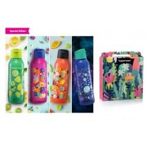 Tupperware  Artz Series Eco Bottle Gift Set (4) 750ml