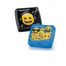 Tupperware emoji Sandwich Keeper (1pc)