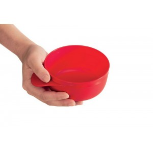 Tupperware Twinkle Easy Grip Bowl with Hang On Spoon