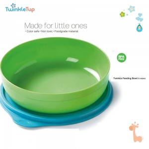 Tupperware Twinkle Feeding Bowl (1) 430ml
