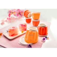Tupperware Jellette Set (6) 120ml