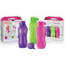 Tupperware Neon Mini Eco Bottle (3) 310ml
