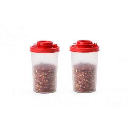 Tupperware Salt & Pepper Shaker (2) 140ml