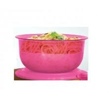 Tupperware Pink Quartz Serving Bowl (1) 2L