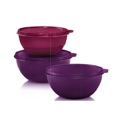Tupperware Everyday Bowls Sets (3)