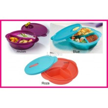 Tupperware Crystalwave Divided Dish (1) 900ml
