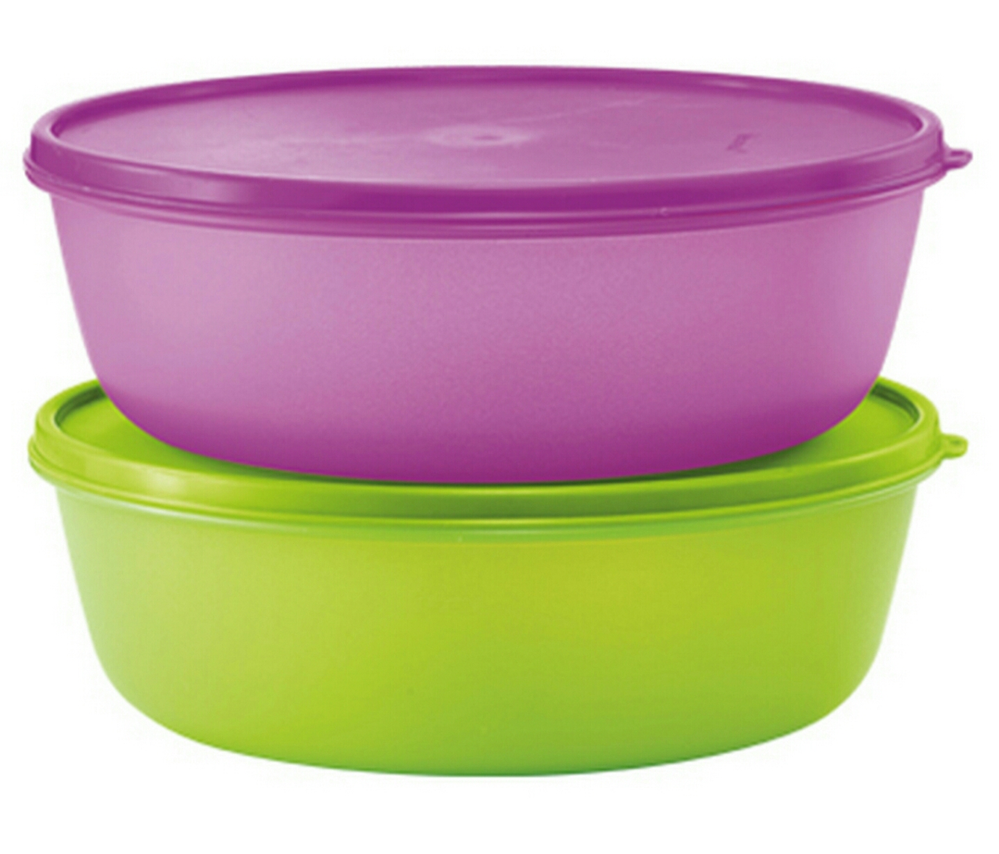 Tupperware Modular Bowl (2) 3.0L