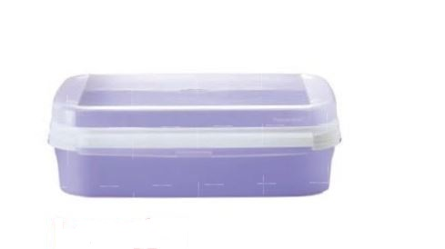 Tupperware Ezy Rect Keeper (1) 2.0L - Purple