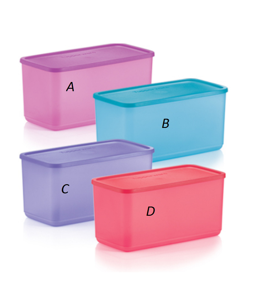 Tupperware Big Box O\' Freshness (1pc) 3.1L