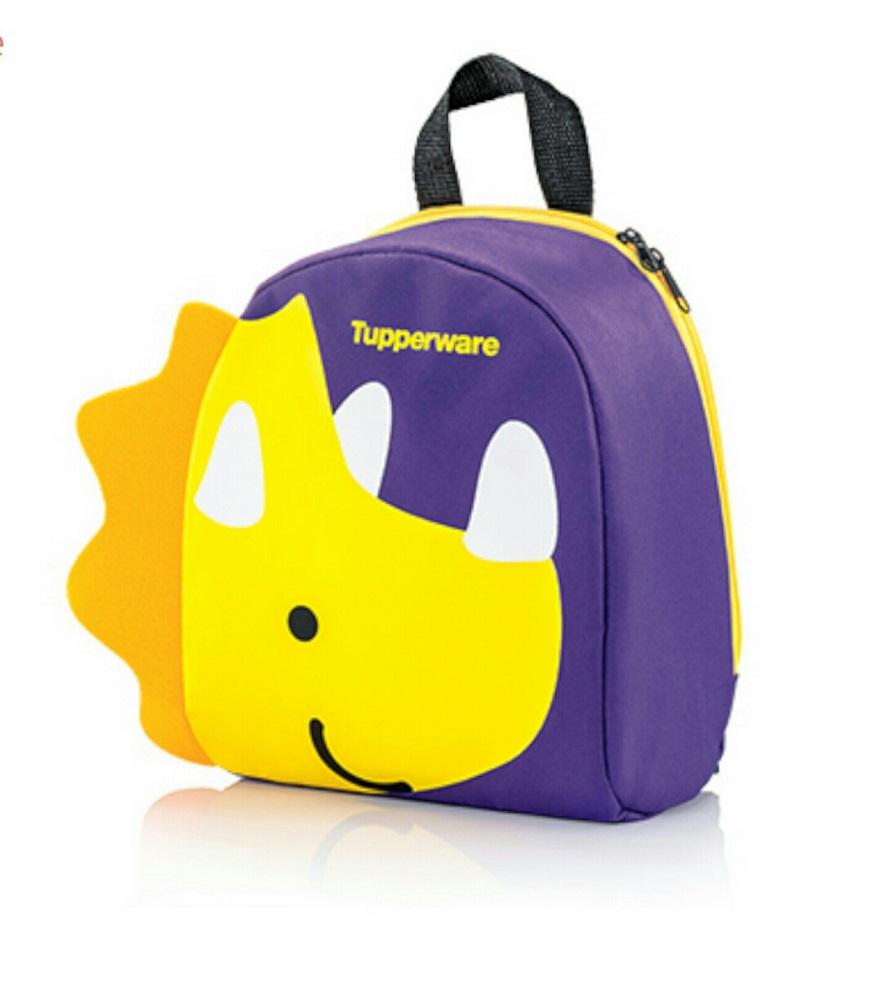 Tupperware Dino Backpack