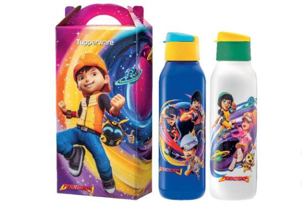 Tupperware BoBoiBoy Eco Bottle (2) 750ml