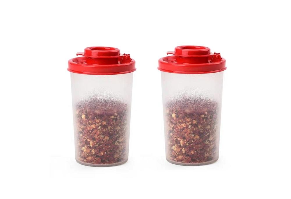 Tupperware Salt & Pepper Shaker (2) 140ml