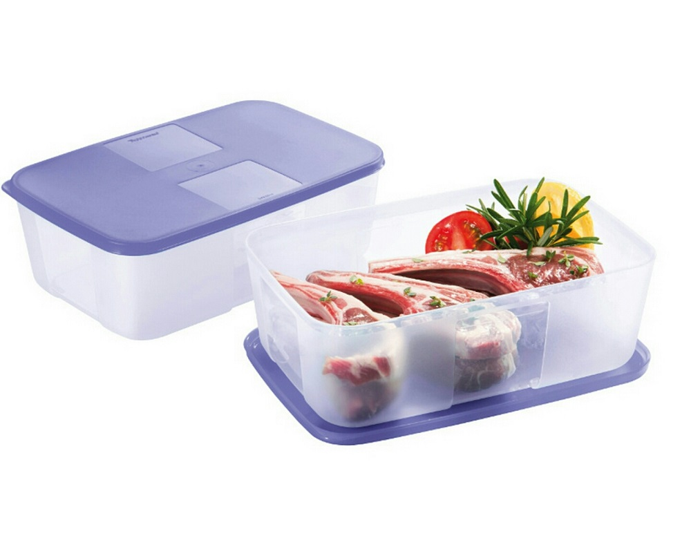 Tupperware FreezerMate Medium II (2) 1.5L