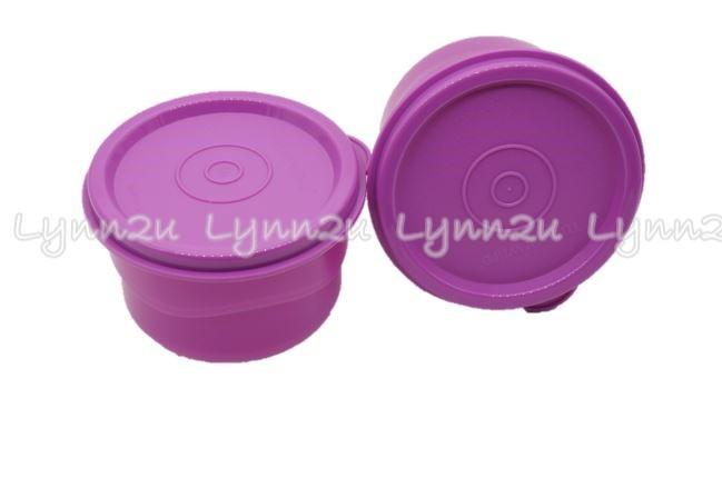 Tupperware Snack Cups (2) 110ml